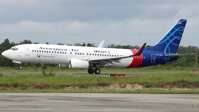 PK-CLA - Boeing 737-86N - Sriwijaya Air