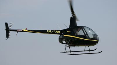 OK-TSB - Robinson R22 Beta II - Private