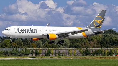 D-ABUE - Boeing 767-330(ER) - Condor