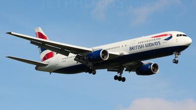 G-BNWU - Boeing 767-336(ER) - British Airways