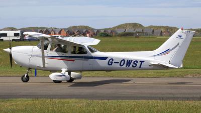 G-OWST - Cessna 172S Skyhawk SP - Private