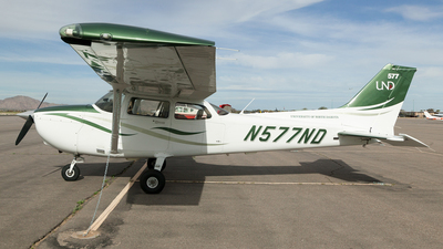 N577ND - Cessna 172S Skyhawk SP II - University Of North Dakota