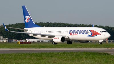 A picture of OKTSI - Boeing 7379GJ(ER) - Smartwings - © LukᚠVardžák