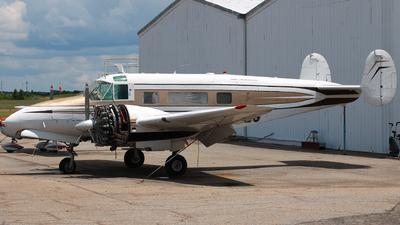 N170LG - Beech H18 - Private