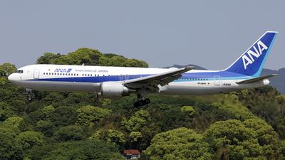 JA615A - Boeing 767-381(ER) - All Nippon Airways (Air Japan)