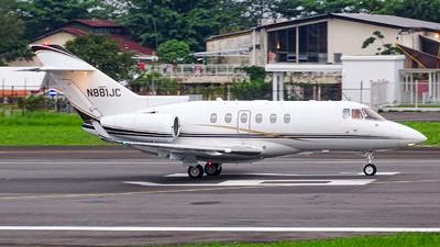 N881JC - Hawker Beechcraft 900XP - Jhonlin Air Transport
