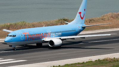 G-CDZH - Boeing 737-804 - Thomson Airways
