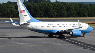 05-4613 - Boeing C-40C - United States - US Air Force (USAF)