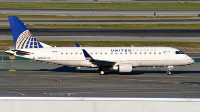 N139SY - Embraer 170-200LR - United Express (SkyWest Airlines)