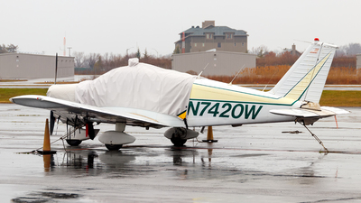 N7420W - Piper PA-28-180 Cherokee - Private