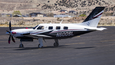 N600SL - Piper PA-46-M600 - Private