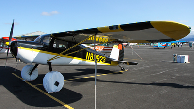 N89923 - Cessna 140 - Private