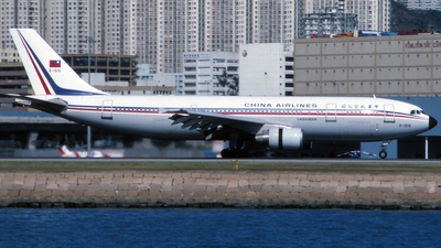 B-1816 - Airbus A300B4-622R - China Airlines