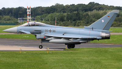 30-96 - Eurofighter Typhoon EF2000 - Germany - Air Force