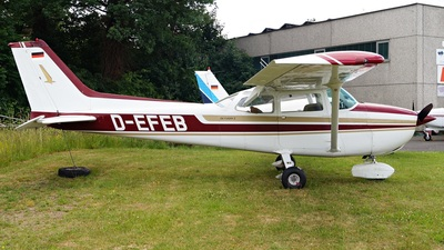 D-EFEB - Reims-Cessna F172N Skyhawk II - Private