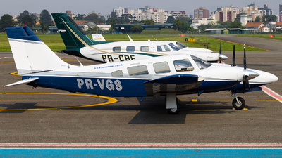 PR-VGS - Piper PA-34-200T Seneca II - West Wings Escola de Aviacao LTDA