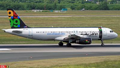 S5-AAA - Airbus A320-231 - Afriqiyah Airways (Adria Airways)