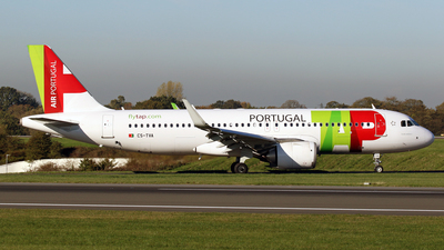 CS-TVA - Airbus A320-251N - TAP Air Portugal