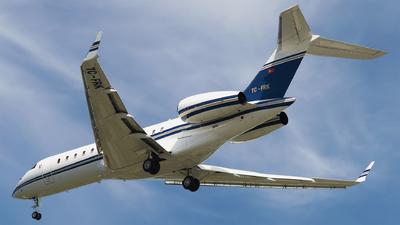 TC-FRK - Bombardier BD-700-1A10 Global Express - MNG Jet