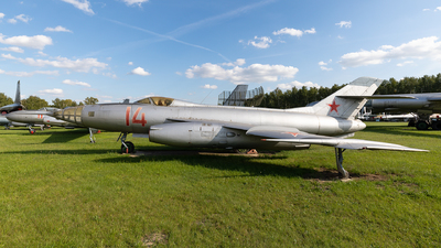 14 - Yakovlev Yak-27 - Soviet Union - Air Force