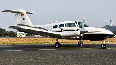 HC-BLA - Piper PA-44-180 Seminole - Impalcasa