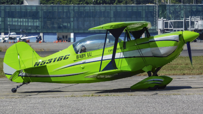 N531BC - Christen Eagle II - Private