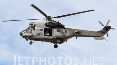 HT.21-01 - Aérospatiale AS 332B Super Puma - Spain - Air Force