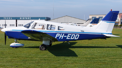 PH-EDD - Piper PA-28-161 Warrior II - Private
