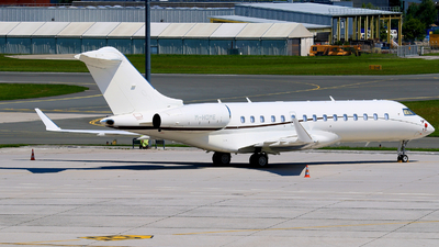 M-HOME - Bombardier BD-700-1A10 Global 6000 - Private