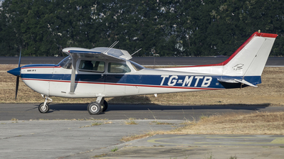 TG-MTB - Cessna R172K Hawk XP II - Private
