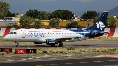 XA-ACF - Embraer 170-200LR - Aeroméxico Connect