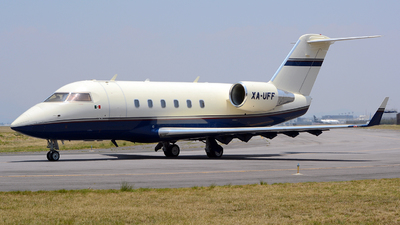 XA-UFF - Bombardier CL-600-2B16 Challenger 601-3A - Private