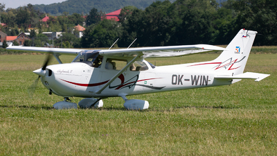 OK-WIN - Reims-Cessna F172N Skyhawk II - Aero Club - Holesov