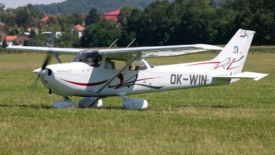 A picture of OKWIN - Cessna F172N Skyhawk - [F1721623] - © Radim Koblížka