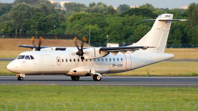 SP-EDG - ATR 42-500 - EuroLOT