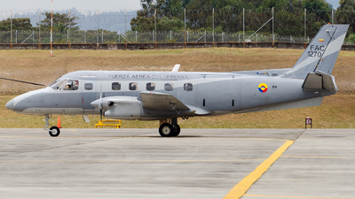 FAC1270 - Embraer C-95A Bandeirante - Colombia - Air Force