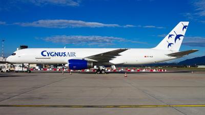 EC-KLD - Boeing 757-236(SF) - Cygnus Air