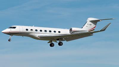 T7-818 - Gulfstream G650 - TAG Aviation