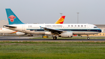 B-6816 - Airbus A320-232 - China Southern Airlines