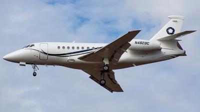 N482BC - Dassault Falcon 2000 - Private