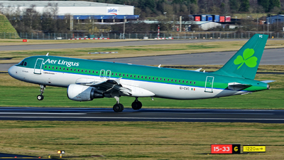 A picture of EICVC - Airbus A320214 - Aer Lingus - © tianqi yao