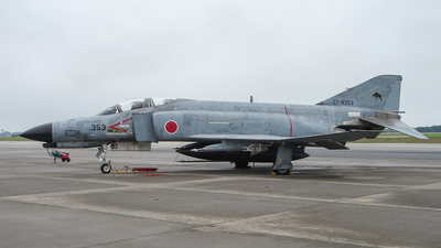 57-8353 - McDonnell Douglas F-4EJ Kai - Japan - Air Self Defence Force (JASDF)