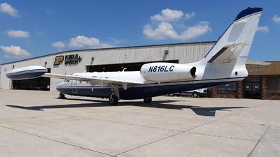 N816LC - IAI 1124 Westwind - Private