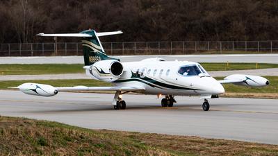 N986SA - Gates Learjet 35A - Private
