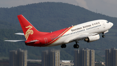 A picture of B2667 - Boeing 73778S - Shenzhen Airlines - © Zhangliming