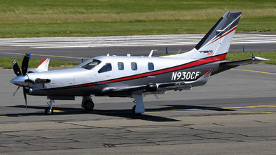 N930CF - Socata TBM-900 - Private