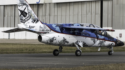 AR-004 - FMA IA-63 Pampa III - Argentina - Air Force