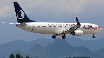 B-5450 - Boeing 737-85N - Shandong Airlines