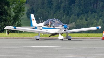 D-EFGG - Robin HR200/120B - Flugschule Your Sky!