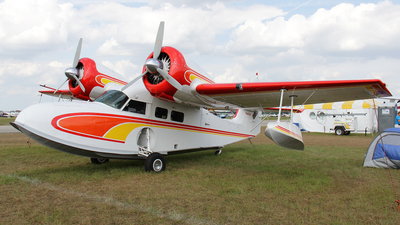 N404Q - Grumman G-44A Widgeon - Private
